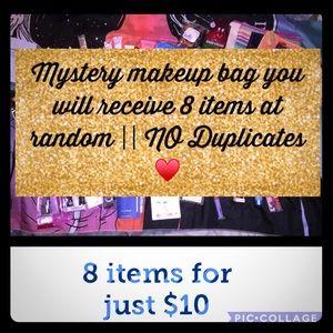 💋$10 Mystery Makeup Bag